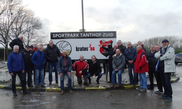 Sportpark Tanthof bestaat 25 jaar
