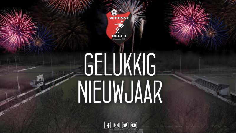 Vitesse Delft wenst u een gelukkig en gezond 2021