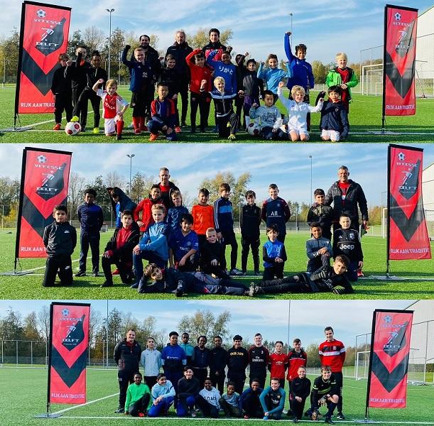 Free Kicks jeugdtoernooi
