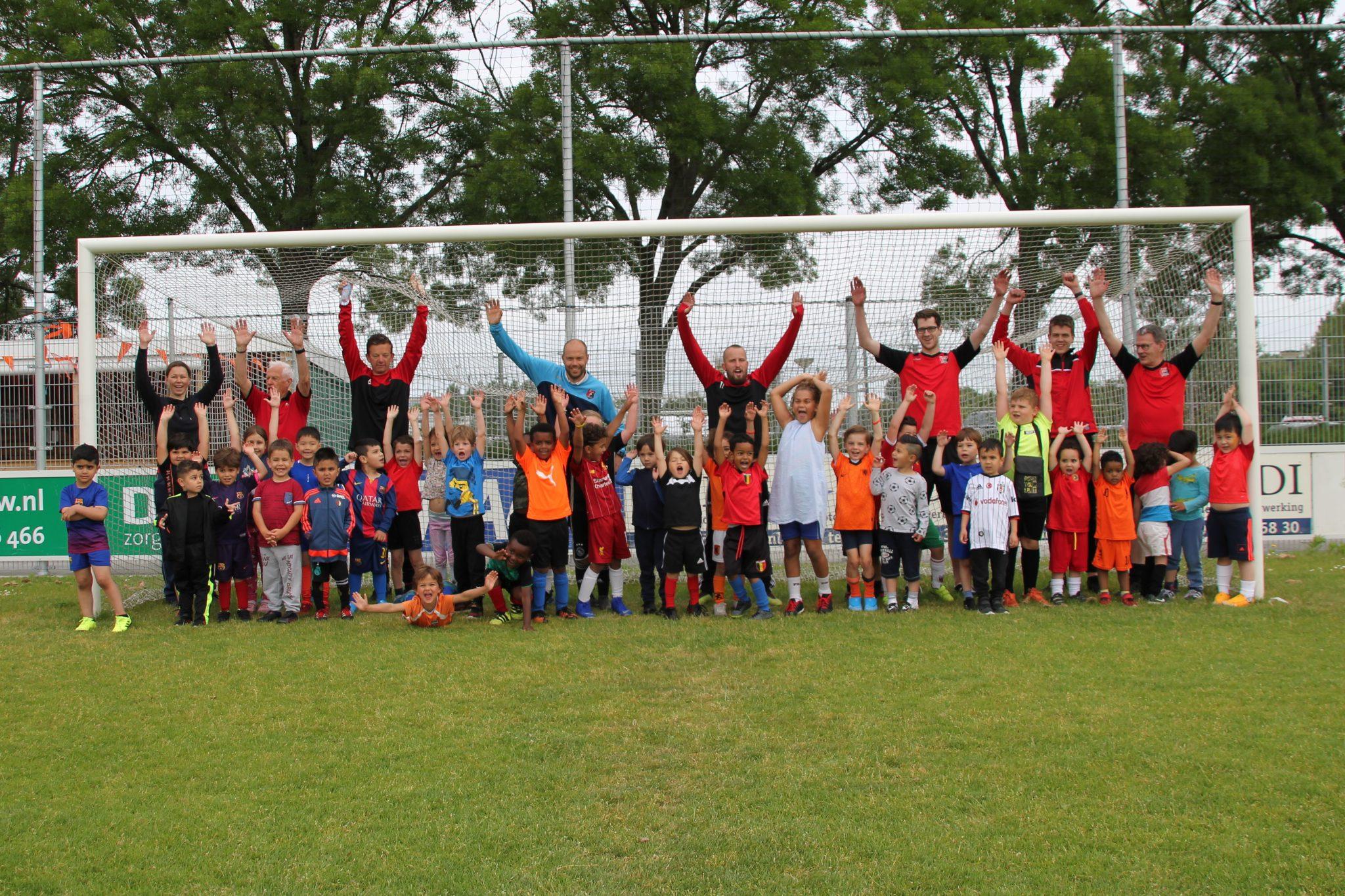 Terugkeer Vitesse-Familiedag daverend succes!