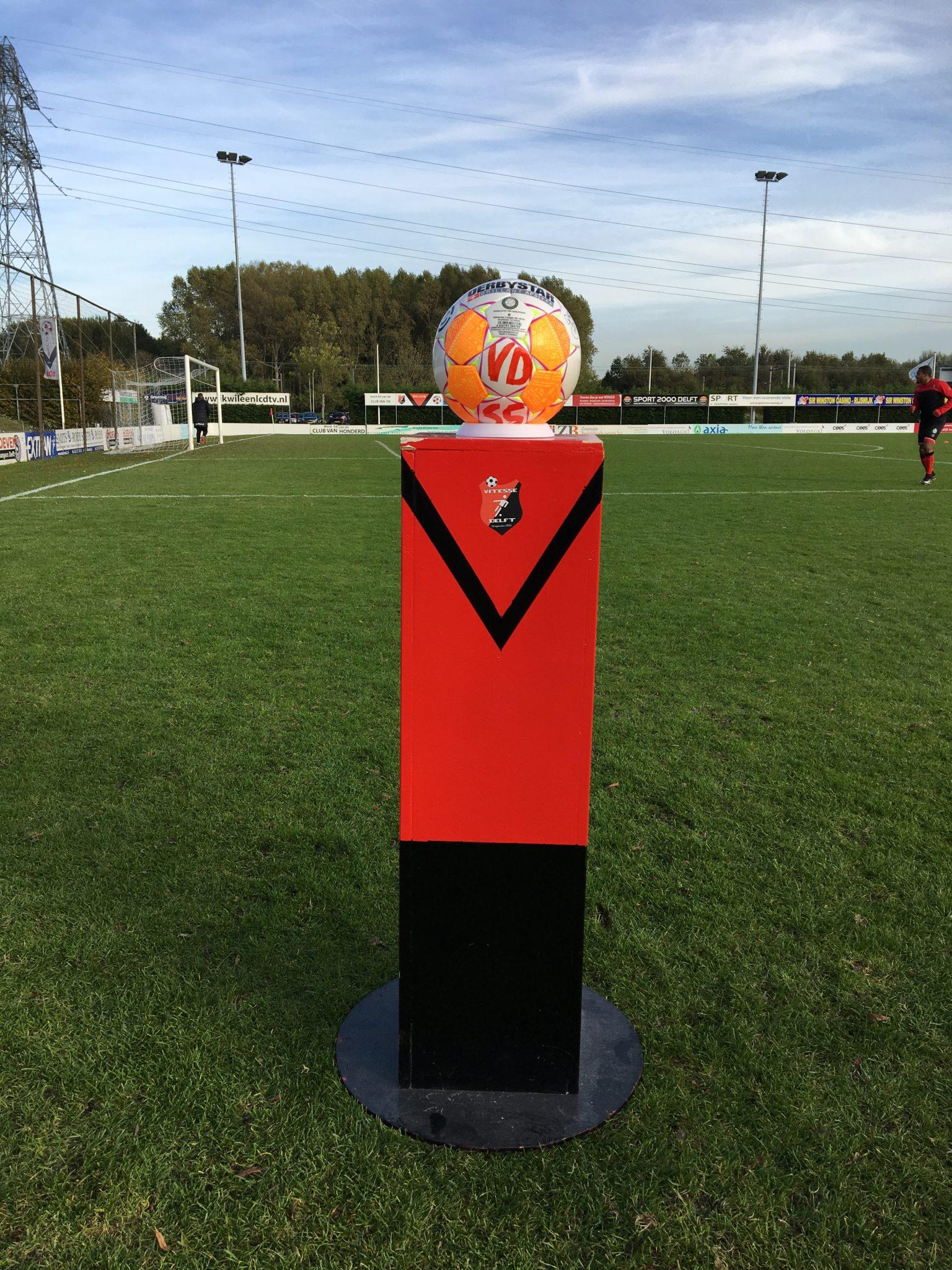 Ballenschenkers thuiswedstrijden 2021-2022 c.s.Vitesse Delft