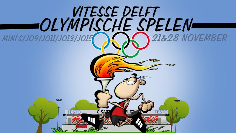 Olympische spelen Vitesse Delft