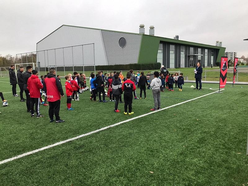 Olympische Spelen bij Vitesse Delft