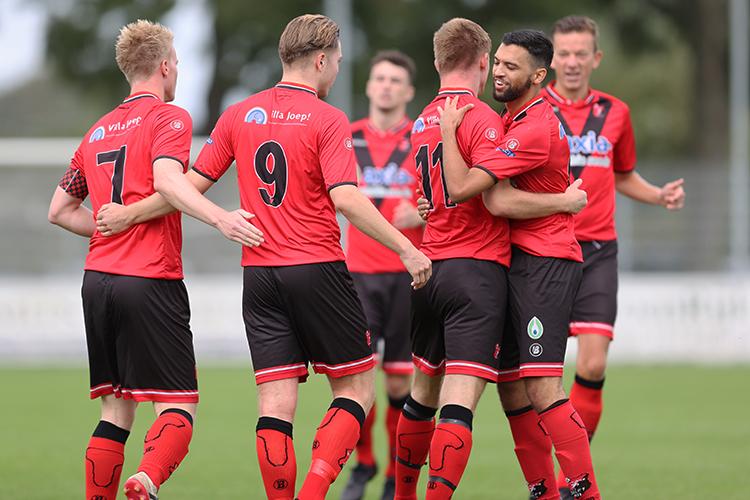 Selectie Vitesse Delft blijft volgend seizoen compleet