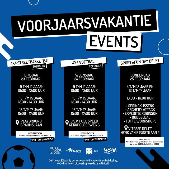 Sport & Fun Day Delft