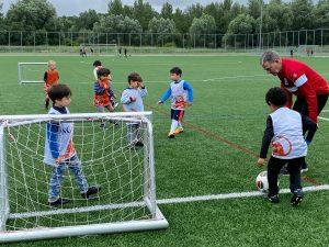Laatste training Vitesse Delft Mini's 1